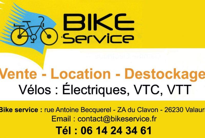 Bike Service à Valaurie - 0