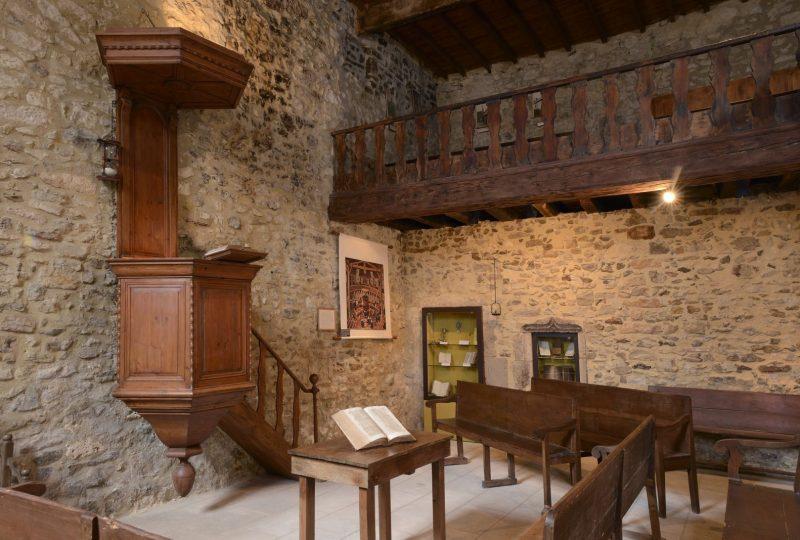 Musée du Protestantisme Dauphinois à Le Poët-Laval - 2